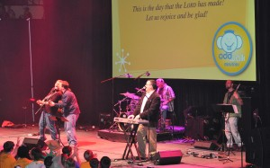 Oddwalk & Band, NCYC 2009