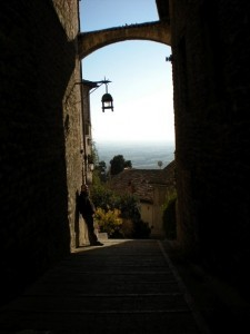 Orin at Assisi